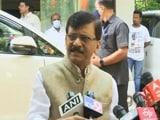 "Video : ""Situation In J&K Worrisome"": Sena's Sanjay Raut On Civilian Killings"