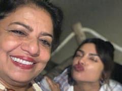 """""""Come Back Soon,"""" Writes Priyanka Chopra In Her Post For Mom"""