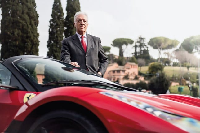 , F1: Piero Ferrari Says Enzo Ferrari Would Have Liked Charles Leclerc, The World Live Breaking News Coverage & Updates IN ENGLISH
