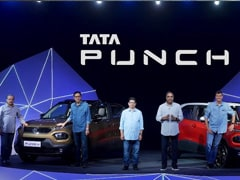 Tata Punch Micro SUV Launched In India; Prices Start From Rs. 5.49 Lakh