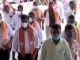 Video : Gujarat Civic Polls: BJP Wins Gandhinagar, 2 Other Civic Bodies, Congress Wins 1