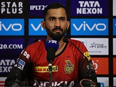 """IPL 2021: """"People Don't Realise Gravity Of What They Say On Social Media,"""" Says Dinesh Karthik"""