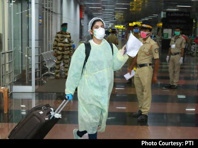 Video : No Quarantine For Fully-Vaccinated Indians Travelling To UK From Monday