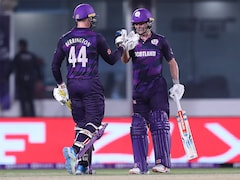 T20 World Cup: Scotland Cruise To 8-Wicket Win Over Oman, Qualify For Super 12s