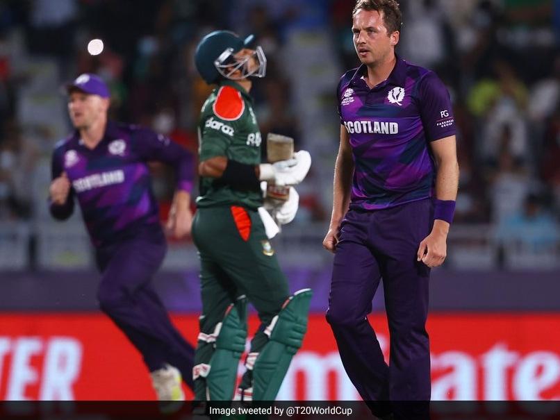 T20 World Cup 2021, BAN vs SCO Highlights: Scotland Stun Bangladesh By 6 Runs In Thriller
