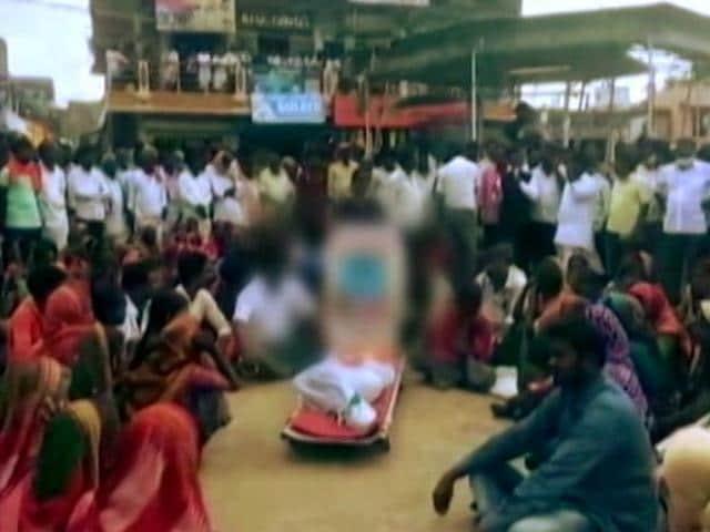 Video : In Karnataka, 3 Men Arrested After Woman Resisted Rape, Was Set On Fire