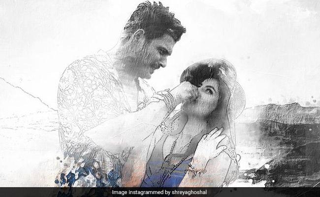 Trending: New Poster Of Sidharth Shukla And Shehnaaz Gill's Last Music Video Adhura
