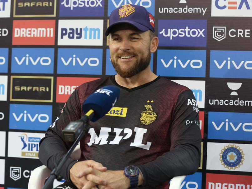 IPL 2021 Final: Venkatesh Iyer Big Catalyst In Kolkata Knight Riders' Turnaround In UAE Leg, Says Coach Brendon McCullum
