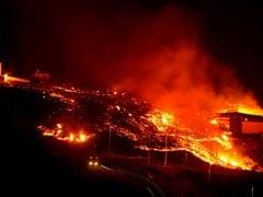 Volcanic Lava In Spain's La Palma Engulfs More Houses