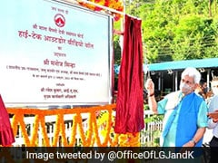 Hi-Tech Video Walls Inaugurated At Prominent Locations En Route Vaishnodevi Shrine