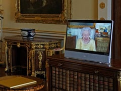 Britain's Queen Elizabeth Carries Out First Duty Since Hospital Stay