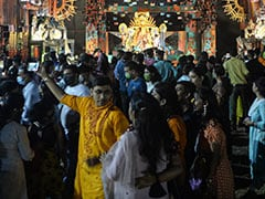 Bengal Cases Double, Officials Blame Covid Rule Break During Durga Puja