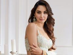 Kiara Advani Is A Floral Dream This Festive Season In A Stunning Pastel <i>Lehenga</i>
