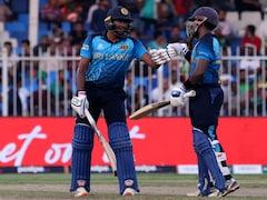 T20 World Cup: Asalanka's Unbeaten 80 Helps Sri Lanka Beat Bangladesh By 5 Wickets