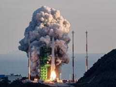 South Korea's Maiden Space Rocket Fails To Put Payload In Orbit