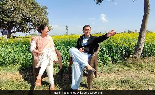 'He Has Gone Through A Lot': Kareena Kapoor Says About Working With Aamir Khan In Laal Singh Chaddha