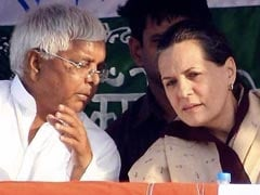 Sonia Gandhi's 'Let's Fix It' Call To Lalu Yadav After He Taunts Congress