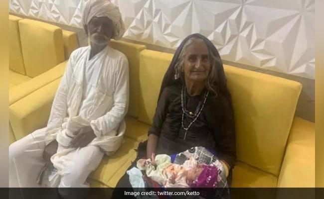 70 साल की भारतीय महिला ने एक बच्चे को दिया जन्म, लोगों ने कहा- ये चमत्कार है!