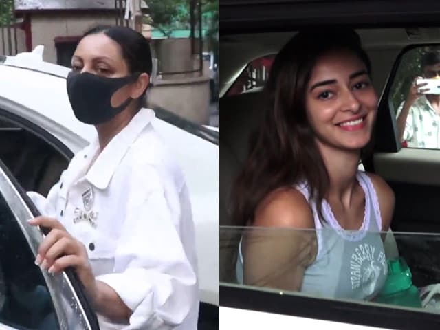 Video : Spotted: Gauri Khan, Ananya Panday And Others
