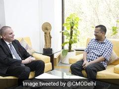 Arvind Kejriwal, Polish Envoy Discuss Collaboration On Solid Waste Management, Tourism