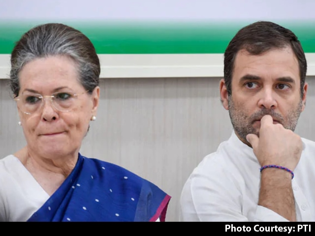 Video : At Key Congress Meet Today, A Decision On Elections For New Chief
