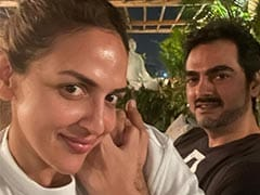 This Is How Esha Deol Wished Husband Bharat Takhtani On His Birthday