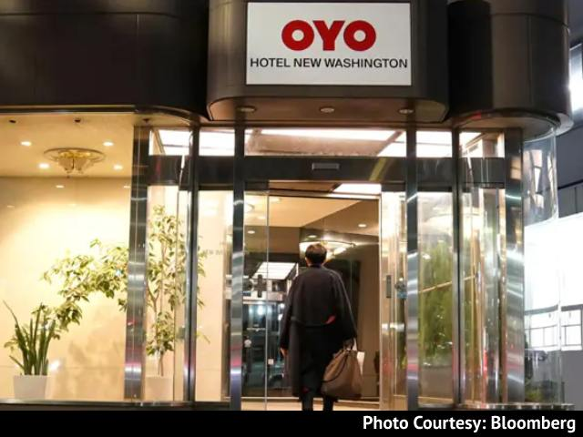 Video : SoftBank-Backed Oyo Files Papers To Raise Rs 8,430 Crore In IPO