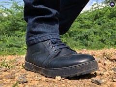 Royal Enfield Targa Sneakers Review