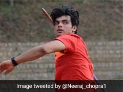 Olympic Champion Neeraj Chopra Returns To Training After Historic Feat