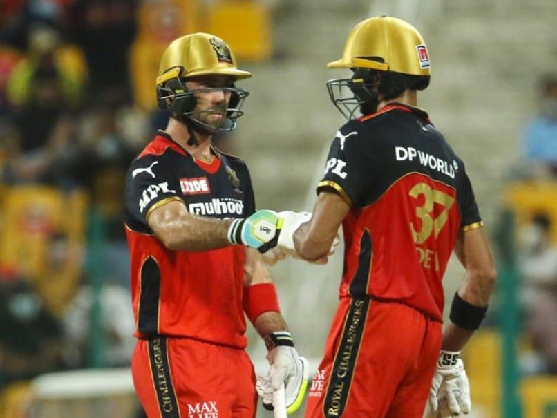 IPL 2021, RCB vs SRH Live Score: Glenn Maxwell Run Out 40, Royal Challengers Bangalore Fightback Four Down