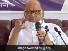 """""""Acting Against Interest Of Workers..."""": Sharad Pawar Slams Centre"""