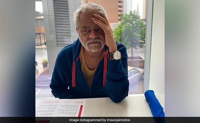 Actor Sanjay Mishra Recalls The Time He Used To Work At A Dhaba
