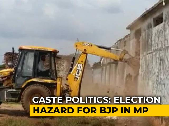 Video : A Man Burnt To Death, A House Demolished Spells Election Hazard For BJP