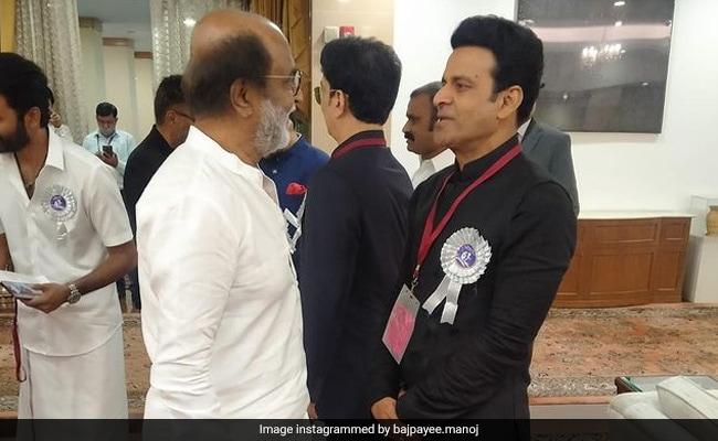 National Awards: Manoj Bajpayee Shares Memorable Moments With Rajinikanth, Dhanush