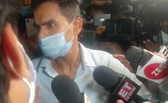 'No Summons, Came For Work': Aryan Khan Case Officer Lands In Delhi