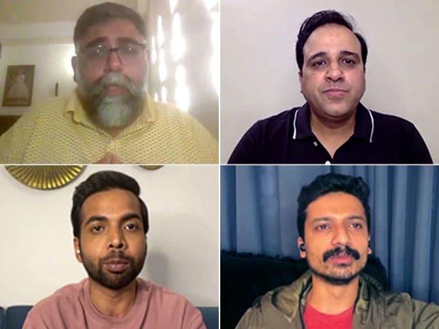 Videos : Rashmi Rocket: तापसी पन्नू यूं बनीं 'रश्मि रॉकेट', डायरेक्टर और एक्टर समेत मूवी की टीम से बातचीत