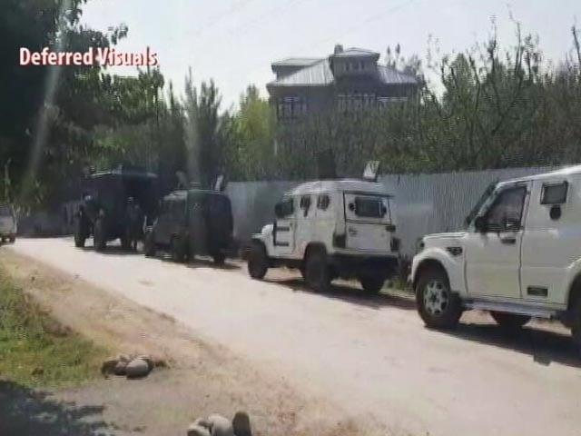 Video : Soldier Killed In Action, 2 Terrorists Shot Dead In J&K Encounter