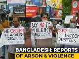 Video : Bengal Government Asks District Administrations To Be Alert After Bangladesh Attacks