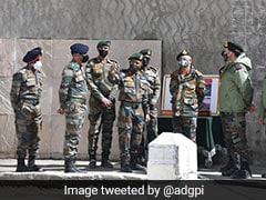 Army Chief Reviews India's Operational Preparedness In Eastern Ladakh