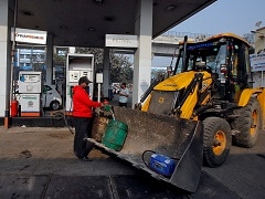 India's Diesel Sales Fall In October, Data Shows