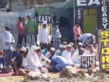 Video : Namaz Disrupted In Gurgaon Again As Prayer Site Row Refuses To Go Away