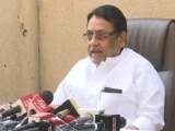 Video : Maharashtra Minister Shares Letter, Ups Attack On Aryan Khan Case Officer