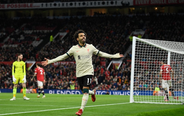Manchester United Humiliated As Mohamed Salah Treble Fires Liverpool