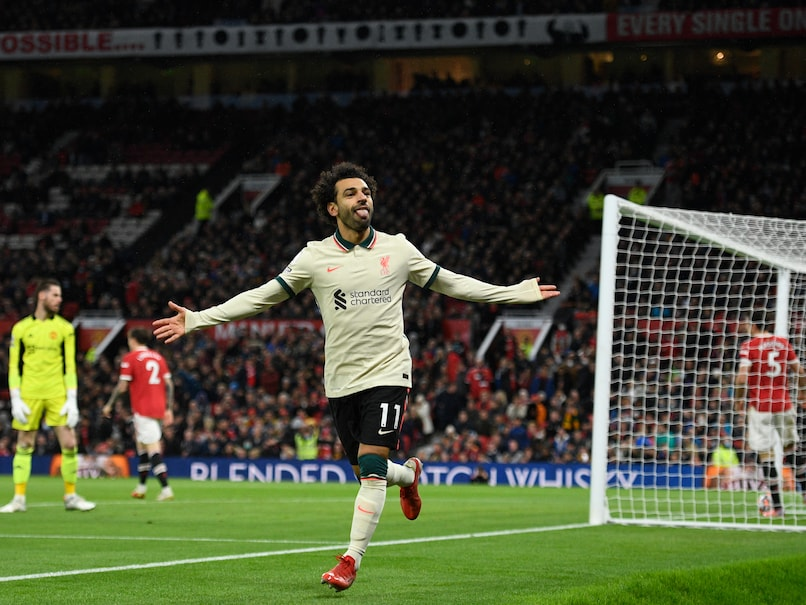 Premier League: Manchester United Humiliated As Mohamed Salah Treble Fires Liverpool