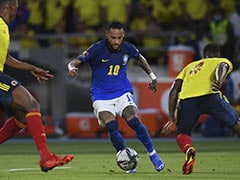"""World Cup In 2022 """"Will Be My Last"""", Says Brazil's Neymar"""