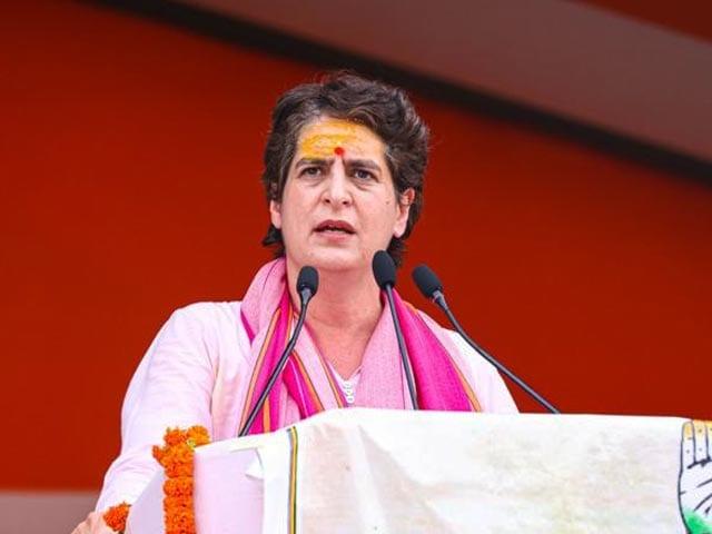 Video : Priyanka Gandhi Vadra To Kick-Off 'Pratigya Yatra' From UP's Barabanki