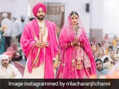 Punjab Chief Minister Posts Pics From Son's Wedding, Navjot Sidhu A No-Show