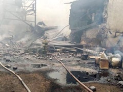 15 Dead, 1 Severly Injured In Fire At Russian Explosives Plant