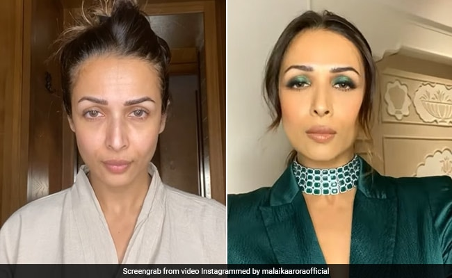 Malaika Arora's Transition To Glam Queen Is Amazing, Just Like Her