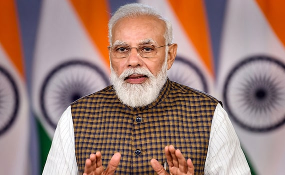 PM Modi To Address Nation At 10 AM Today